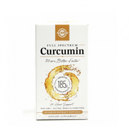 SOLGAR Curcumin FULL SPECTRUM 30softgels