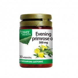 POWER HEALTH Evening Primrose Oil 500mg 30tabs