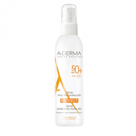 A-DERMA PROTECT Spray tres Haute Protection SPF50+ 200ml