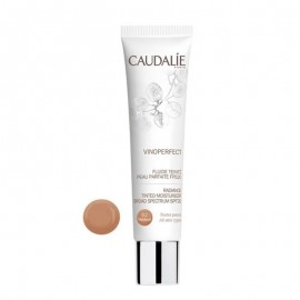 CAUDALIE VINOPERFECT Fluide Teinte Peau Parfait SPF20 Medium 02 40ml