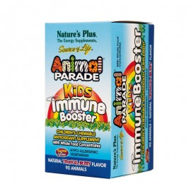NATURES PLUS Animal Parade Immune Booster 90chew.tabs