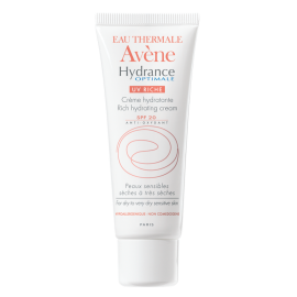 AVÈNE HYDRANCE OPTIMALE UV RICHE 40ml SPF20