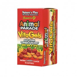 Natures Plus Animal Parade Vita Gels 90softgels