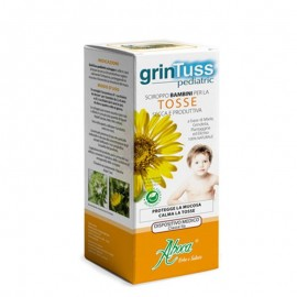 Aboca Grintuss Pediatric Sirop Enfants 180g