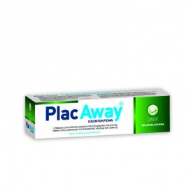 Plac Away Daily Care (οδοντόκρεμα) 75ml