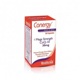 HEALTH AID CONERGY Mega Strength CoQ-10 30mg (90caps)