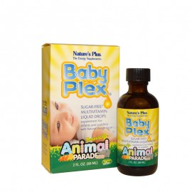 NATURE S PLUS Animal Parade Baby Plex 60ml