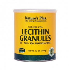 NATURE S PLUS Lecithin Granules 340gr