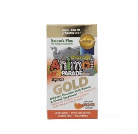 NATURES PLUS Animal Parade Gold(Orange)60chew.tabs