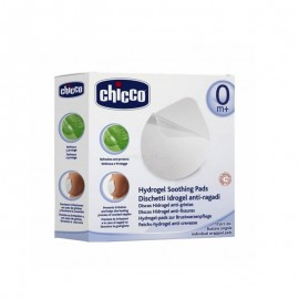 Chicco NATURAL FEELING Refreshing & Soothing Hydrogel Pads 10pcs