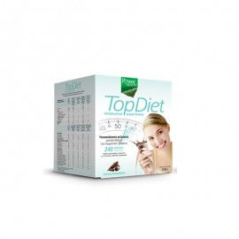 POWER HEALTH Top Diet 10 φακελάκια των 35g (σοκολάτα)