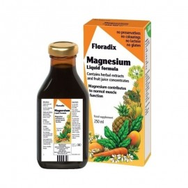 Power Health Floradix Magnesium Liquid Formula 250ml