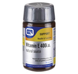 QUEST VITAMIN E 400 IU 30caps+ 15caps Δώρο