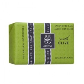 APIVITA Natural Soap Ελιά 125g