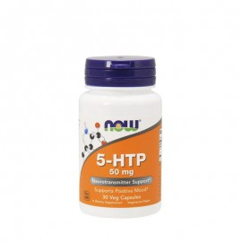 Now foods 5-HTP 50mg 30caps