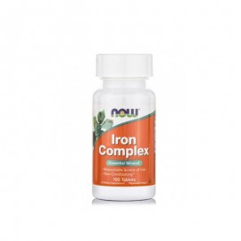 Now foods Iron Complex 100tabs