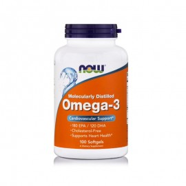 Now foods Omega-3 1000mg 100softgels