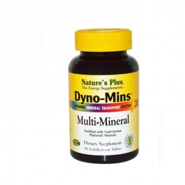 Natures Plus Dyno Mins Multi Mineral 90 tabs