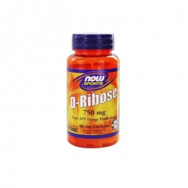 NOW Sport D-Ribose 750 mg 60caps