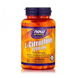 Now Sports L-Citrulline 1200mg 120tabs