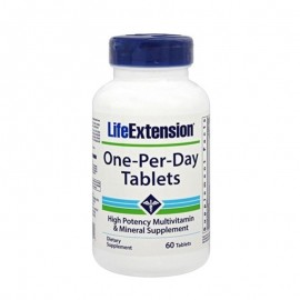 Life Extension One per Day, 60 vtabs