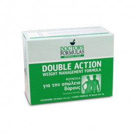 Doctors Formulas Double Action 60tabs - Φόρμουλα αδυνατίσματος