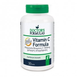 Doctors Formulas Vitamin C Fast Action 1000mg 30caps