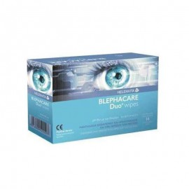 Helenvita Blephacare Duo Wipes 14 wipes