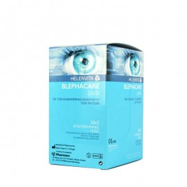 Helenvita Blephacare Pads 30 x 2 τεμ
