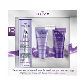 Nuxe promo pack  Nuxellence Son Anti-Age Yeaux 15ml & Nuxellence Eclat 15ml & Nuxellence Detox 15ml