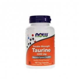 Now Taurine 1000 mg, Free Form 100 caps