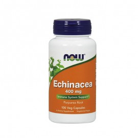 Now Echinacea 400 mg 100 caps