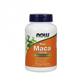 Now Maca 750mg Raw (6:1) 90vcaps