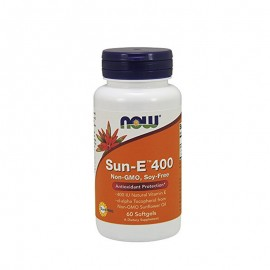 Now Sun E 400 60 softgels