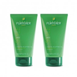 RENE FURTERER Set 2τμχ. Style Create Gel Vegetal Fixante - Δυνατό Κράτημα 150ml