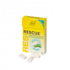 Power Health Bach Rescue Chewing Gum 25 τεμάχια