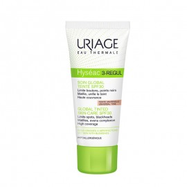 Uriage Hyseac 3 Regul Global Tinted Skin Care SPF30 40ml