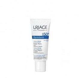 Uriage Bariederm SPF50+ Cica-Cream with Cu-Zn 40ml