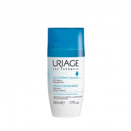Uriage Déodorant Douceur Roll-On Αποσμητικό 50 ml