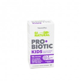 Natures Plus Gi Natural Probiotic Kids (30Chew. tabs)