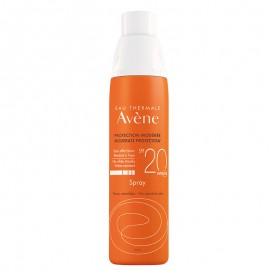 AVÈNE EAU THERMALE SPRAY SPF20 200ml