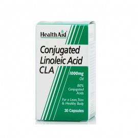 Health Aid CLA Conjugated Linoleic Acid 1000mg 30 κάψουλες