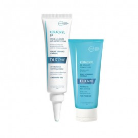 Ducray promo Keracnyl PP Anti-blemish Soothing Care 30ml & ΔΩΡΟ Keracnyl Gel Καθαρισμού 40ml
