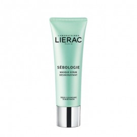 LIERAC SEBOLOGIE DEEP-CLEANSING SCRUB MASK 50ML