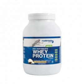 My elements Whey Protein Powder 1000g(βανιλιά)