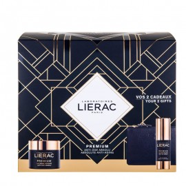 Lierac Promo Premium La Creme Soyese 50ml & ΔΩΡΟ Premium Eye Cream 15ml
