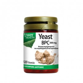 Power Health Power Yeast, 120tabs