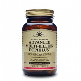 SOLGAR ADVANCED MULTI BILLION DOPHILUS veg.caps 60s