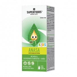 SUPERFOODS ANASA Kids Syrup  120ml
