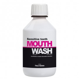 FREZYDERM SENSITIVE TEETH MOUTHWASH Ευαίσθητα Δόντια 250ml